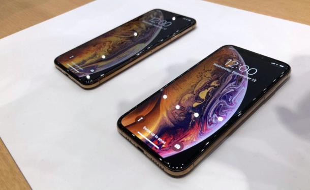 Apple stellt seine neue Produktpalette vor.