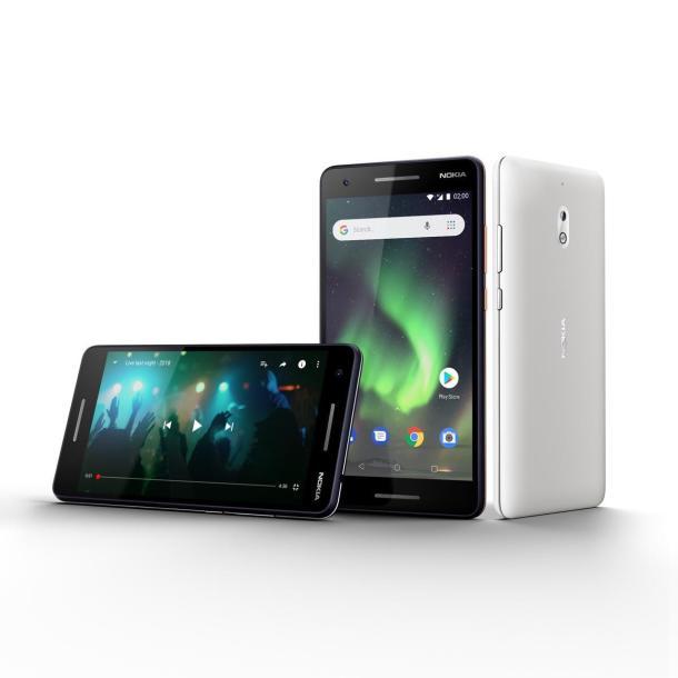 Das neue Nokia 2.1 ist ein sehr günstiges Smartphone für Einsteiger.