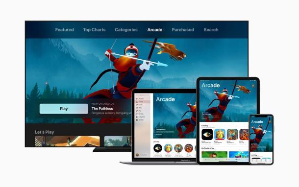 Apple unterstützt Entwickler bei der Erstellung neuer Spiele.