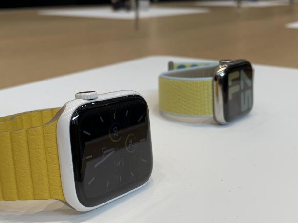 Das ist die neueApple Watch Series 5. von Apple.