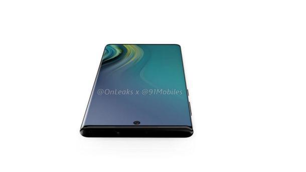 Fast nur Display: Das Samsung Galaxy Note 10