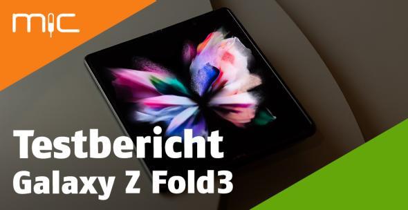 Das neue Samsung Galaxy Z Fold3