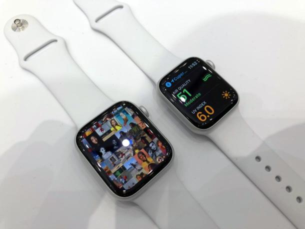 Bei derApple Watch Series 4 steht das Thema Gesundheit im Vordergrund.