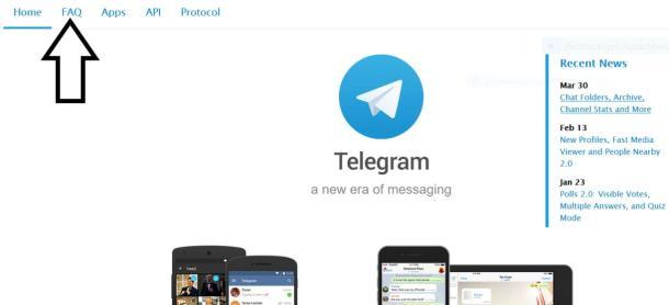 Screenshot Telegram löschen