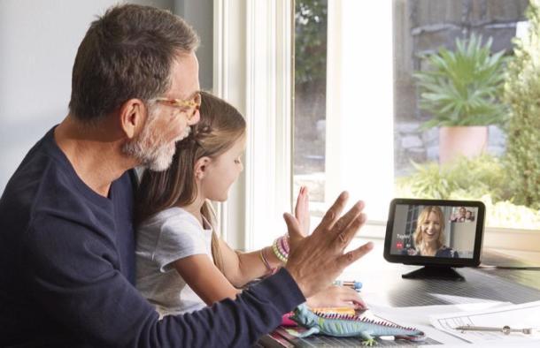 Der Amazon Echo Show ist die zweite Generation Smart Displays