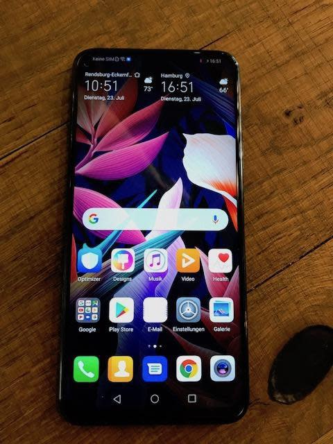 Huawei P Smart Z Display