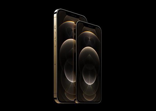 Größenvarianten des iPhone 12 Pro
