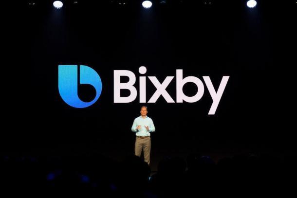 Bixby, Samsungs eigenen Sprachassistent kommt bald auf Deutsch.