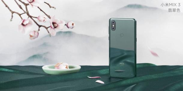 Das neue Smartphone von Xiaomi:Xiaomi Mi Mix 3