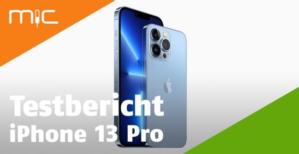 iPhone 13 Pro Vorder- und Rückseite
