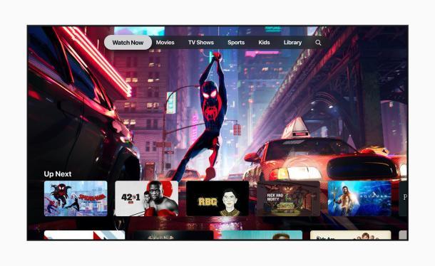 Die Apple TV-App wird auch auf Samsung-TVs oder dem Fite TV Stick laufen.