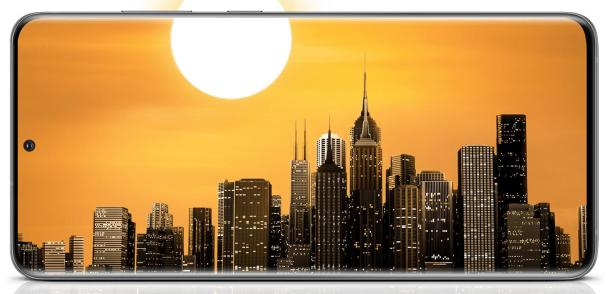 Das Samsung Galaxy S20!