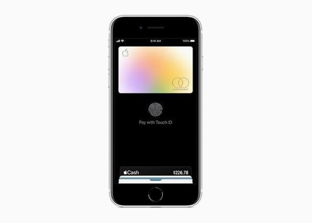 Das iPhone SE 2 Interface mit Touch ID