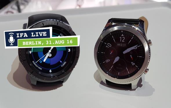 Samsung Gear S3 neu