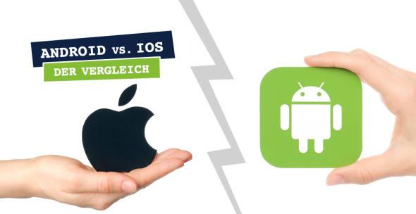 iOS oder Android 500