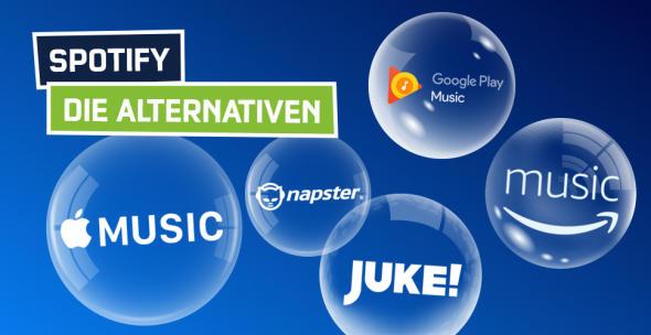 Spotify Alternativen 500