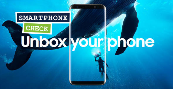 Samsung Galaxy S8 500