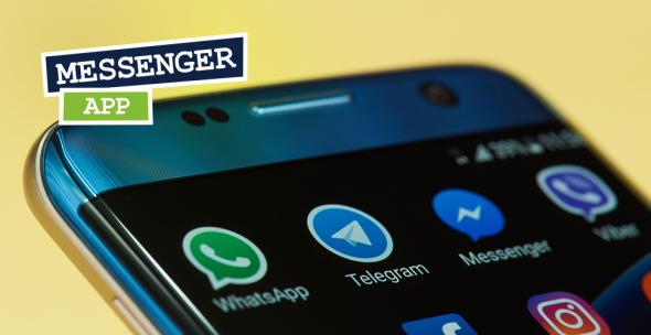beste Messanger-Apps