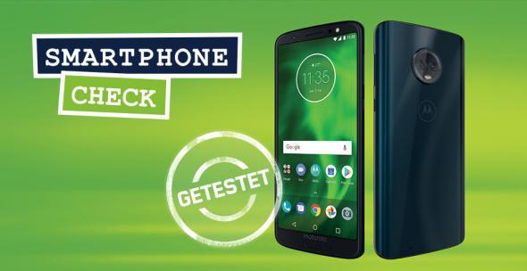 Mit dem Moto G6 bringt Motorola erneut ein Smartphone zum günstigen Preis auf den Markt, das absolute Top-Features an Bord hat.