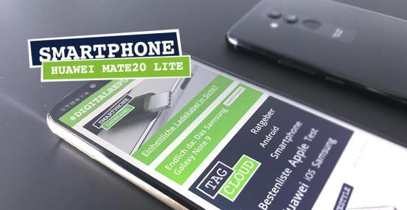 Huawei Mate lite