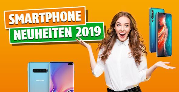 Smartphones 2019 - die wichtigsten Termine