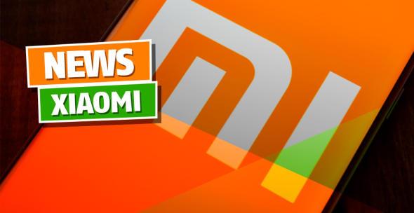 Display mit Mi-Logo als Titelbild für Xiaomi-News.