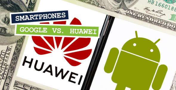 Google hat die Zusammenarbeit mit Huawei beendet. Doch langsam beruhigt sich die Lage wieder.