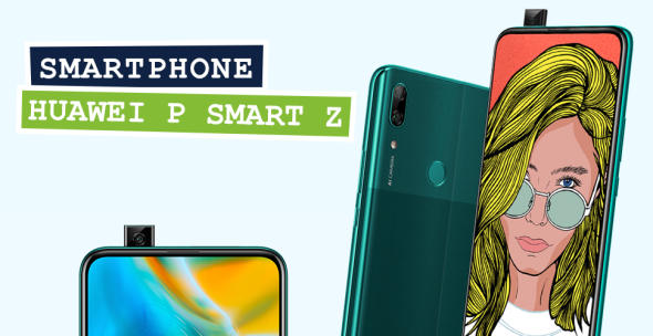 Huawei P Smart Z im Test