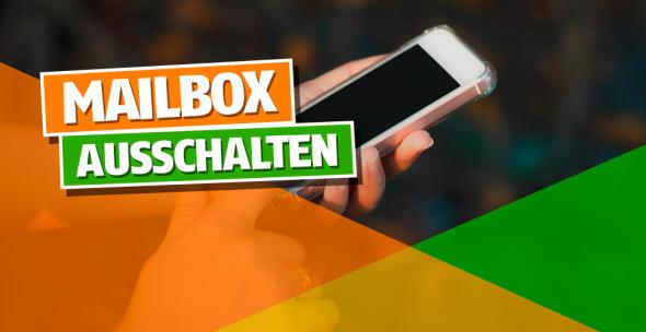 An zu mailbox geht schnell Gelöst: Sprachbox