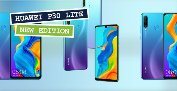 Fotos des Huawei P30 lite New Edition