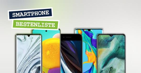 Das Xiaomi Mit Note 10 Pro, Samsung galaxy A71, Huawei P30 Pro, Apple iPhone SE 2 und OPPO FInd X2 Lite sind die besten Handys im Preis-Leistungs-Verhältnis.
