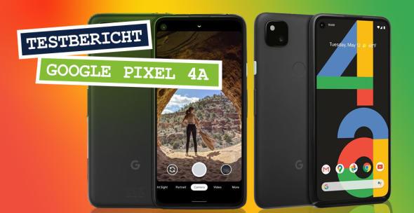 Das neue Google Pixel 4a