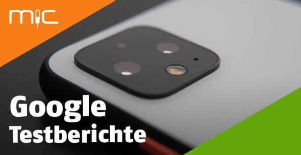 Das Kameramodul des Google Pixel 4.