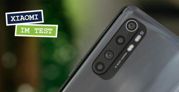 Das Kameramodul des Xiaomi Mi 10 Ultra.