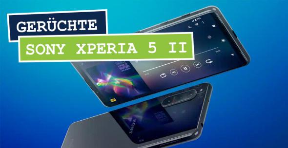 Das Sony Xperia 5 II steht ab heute in den Schaufenstern.