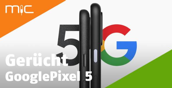 Das Google Pixel 5 greift die obere Mittelklasse an