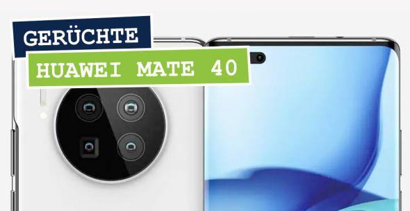 Das neue Huawei Mate 40 ohne Google-Apps und letztmalig mit dem Kirin Chip.