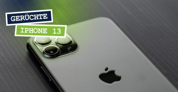 Die Rückseite des iPhone 11 Pro