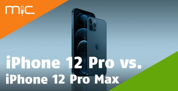 iPhone 12 Pro und iPhone 12 Pro Max
