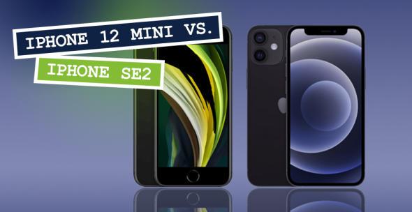 iPhone SE2 und iPhone 12 mini