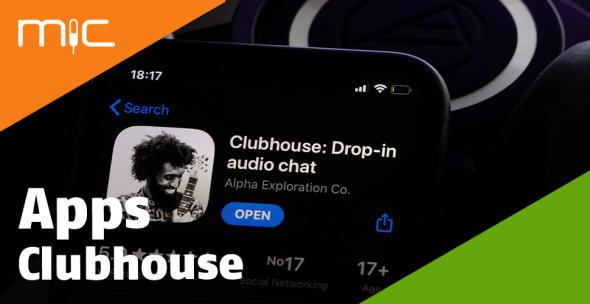 Kaum eine App ist gerade so oft Gesprächsthema wie Clubhouse. Doch woher kommt der Hype um die neue Social-Media-App?