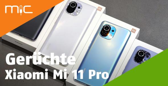 Mehrere verpackte Xiaomi-Smartphones nebeneinander