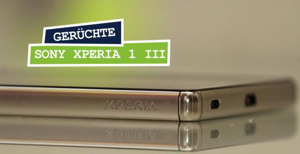 Sony Smartphone mit Xperia Gravur