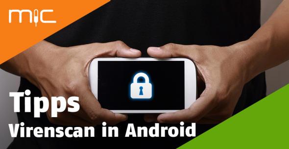 Symbolisches Bild eines Smartphones mit einem Schloss auf dem Bildschirm.